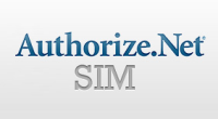 Authorize.Net SIM