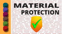 Material protection