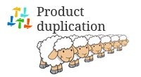 Product duplication